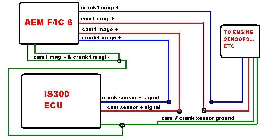 aem fic 6 wiring | MR2 SpyderChat | Aem Fic Wiring Harness 6 |  | MR2 SpyderChat