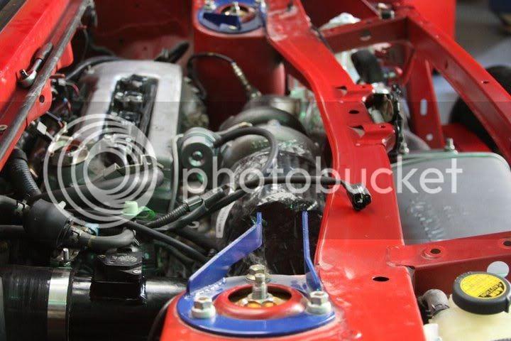 Review: Monkey Wrench Racing 1zz Turbo Kit (Pics) | MR2