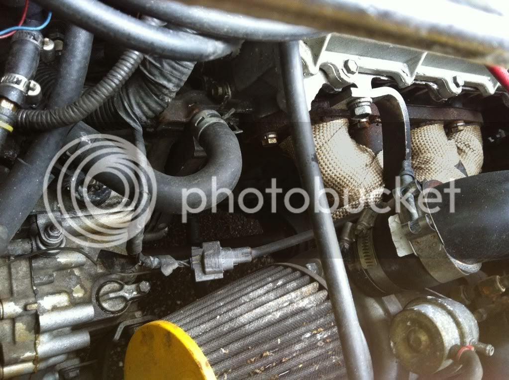 turbo on a stock 2003 mr2 1zz fe engine | MR2 SpyderChat
