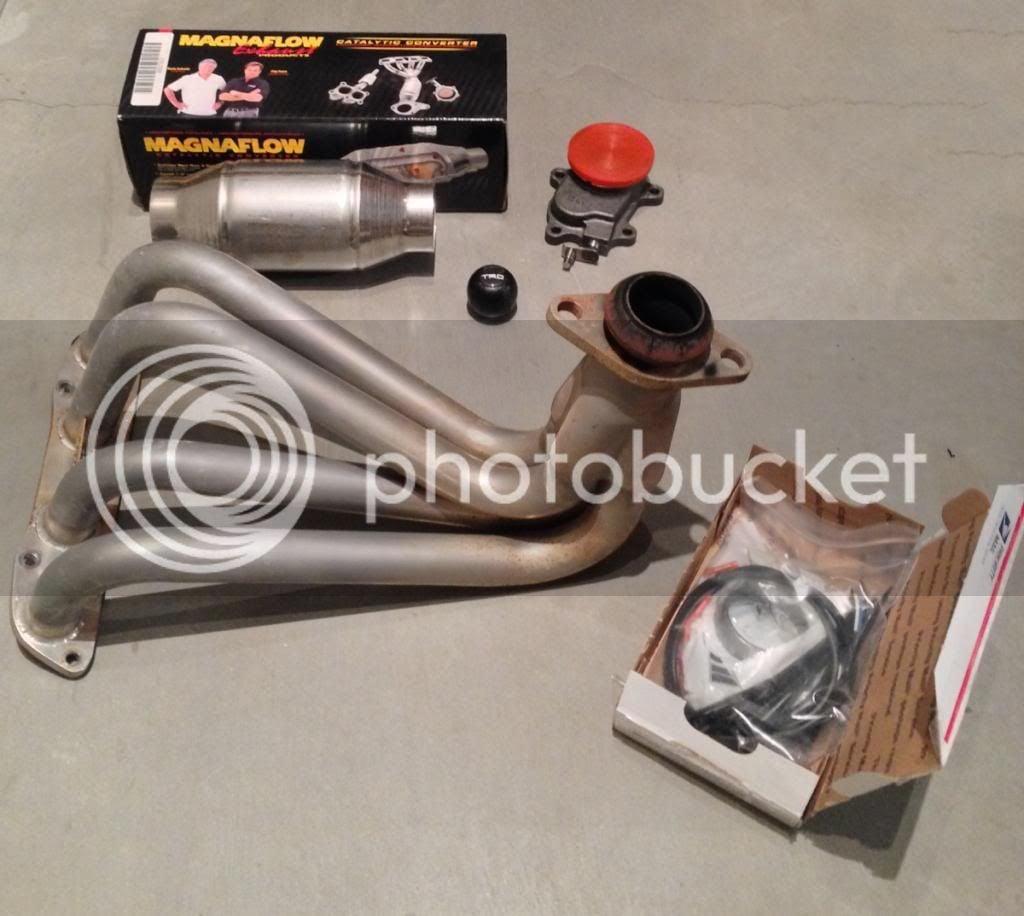 Misc  parts: PPE Header, Single O2 Sensor Wiring Kit