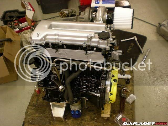Fully built 1zz-fe for sale | MR2 SpyderChat