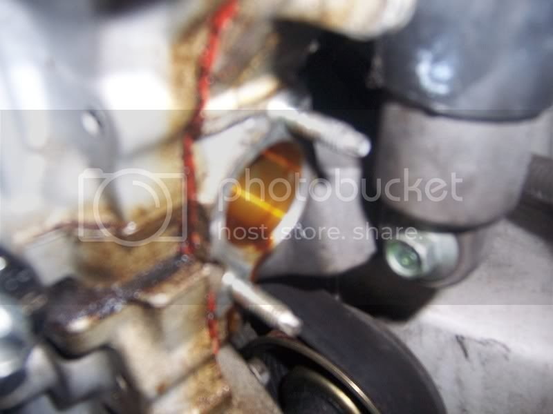 How to: Replace Timing Chain Tensioner/Seal   MR2 SpyderChat