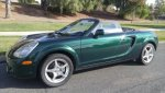 Whatiguana's 2003 Toyota MR2 Spyder
