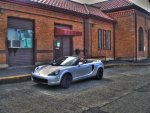 Midnight_Rider's 2001 Toyota MR2 Spyder