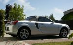Wildcard's 2000 Toyota MR2 Spyder